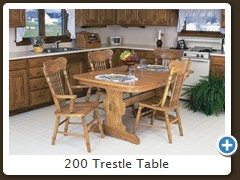 200 Trestle Table