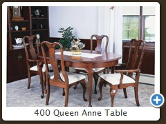 400 Queen Anne Table