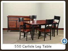 550 Carlisle Leg Table