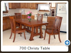 700 Christy Table