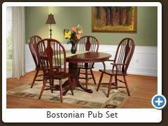 Bostonian Pub Set
