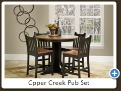 Cpper Creek Pub Set