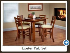 Exeter Pub Set