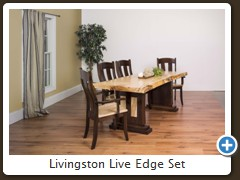 Livingston Live Edge Set