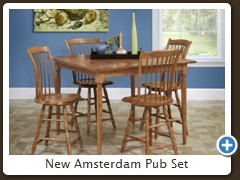 New Amsterdam Pub Set