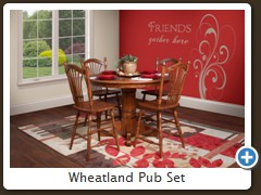 Wheatland Pub Set